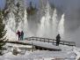 Yellowstone Winter Trek