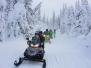 Snowmobiling & Skiing